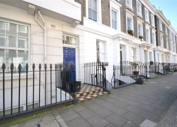 Thumbnail 1 bed flat to rent in Moreton Place, Pimlico, London