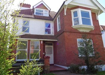 Thumbnail 1 bedroom flat to rent in Dorset Road, Bexhill On Sea East Sussex