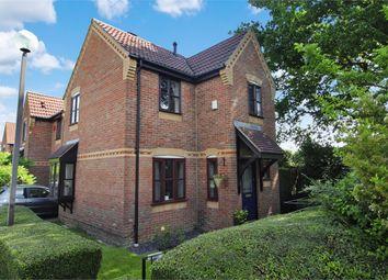 Thumbnail 3 bedroom detached house for sale in Bridlington Crescent, Monkston, Milton Keynes, Buckinghamshire