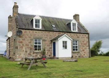 Thumbnail 4 bed farmhouse to rent in Littlemill, Nairn