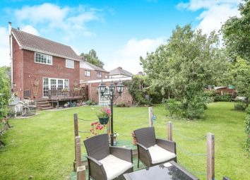 Thumbnail 3 bed detached house for sale in Pooles Lane, Short Heath, Willenhall