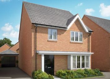 Thumbnail 4 bed detached house for sale in Shinfield, Berkshire