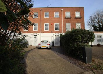 Thumbnail 4 bed town house for sale in Private Road, Enfield