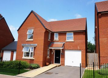 Thumbnail 4 bed detached house for sale in Sellicks Road, Monkton Heathfield, Taunton
