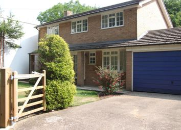 Thumbnail 4 bed detached house to rent in Chauntry Road, Maidenhead
