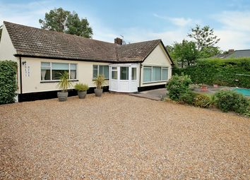 Thumbnail 3 bedroom detached bungalow for sale in Kingsway, Mildenhall