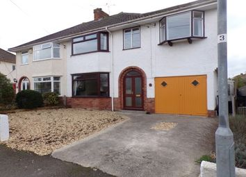Thumbnail 4 bedroom property to rent in Brymore Close, Bridgwater