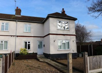 Thumbnail 2 bed semi-detached house for sale in 75 Primrose Crescent, Norwich, Norfolk