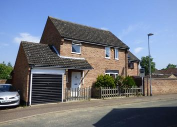 Thumbnail 3 bed detached house for sale in Norwich, Norfolk