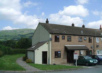 Thumbnail 3 bed semi-detached house for sale in 19, Dolafon, Penybontfawr, Powys