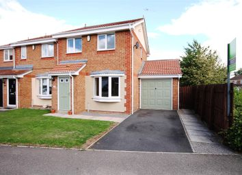 Thumbnail 3 bed semi-detached house to rent in Dean Park, Ferryhill, County Durham