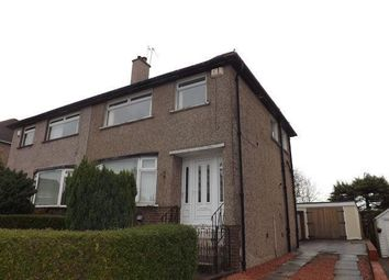Thumbnail 3 bed semi-detached house to rent in Florence Gardens, Rutherglen