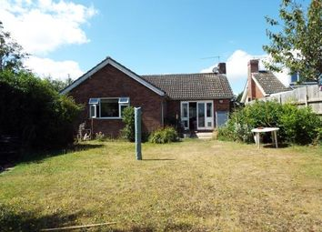 Thumbnail 3 bed bungalow for sale in Trunch, North Walsham, Norfolk