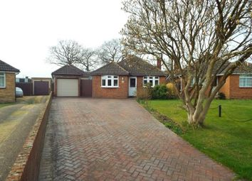 Thumbnail 4 bed bungalow for sale in Buckland Close, Waterlooville