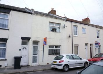 Thumbnail 2 bedroom terraced house to rent in Mayfield Road, Gosport