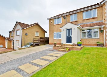 Thumbnail 4 bed semi-detached house for sale in Juniper Grove, Whitehaven