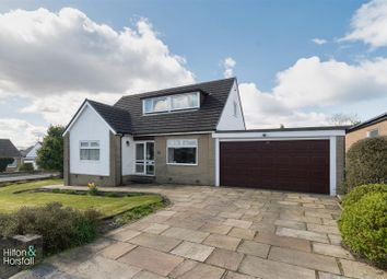 Thumbnail 3 bed detached bungalow for sale in Hoarstones Avenue, Fence, Burnley