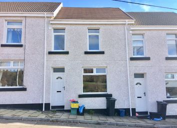 Thumbnail 3 bed terraced house to rent in Priscilla Terrace, Trelewis, Treharris