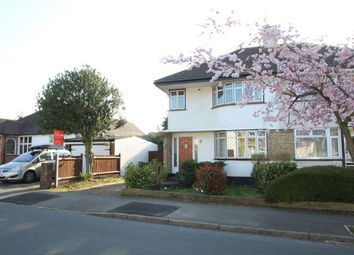 Thumbnail 3 bed semi-detached house for sale in Beaumont Road, Petts Wood, Orpington, Kent