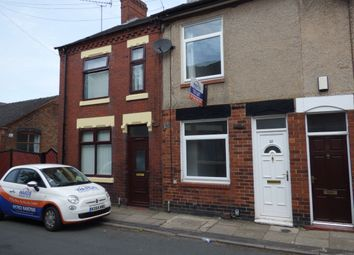 Thumbnail 2 bed terraced house to rent in Samuel Street, Packmoor, Stoke-On-Trent