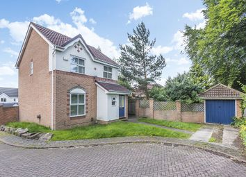 Thumbnail 3 bed detached house for sale in Ellwood Close, Meanwood, Leeds