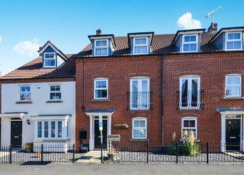 Thumbnail 4 bed terraced house for sale in Hornbeam Way, Kirkby-In-Ashfield, Nottingham