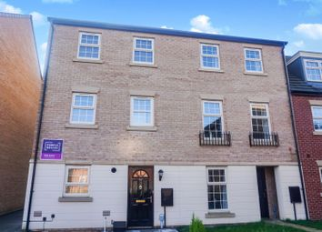 Thumbnail 2 bed terraced house for sale in Boothferry Park Halt, Hull