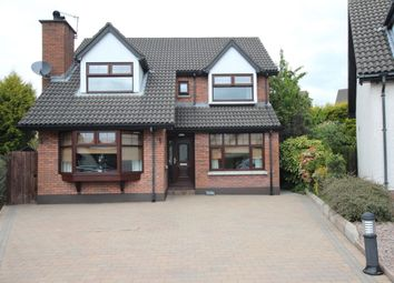 Thumbnail 5 bed detached house for sale in Burnet Park, Newtownabbey