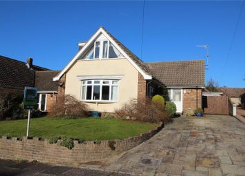 Thumbnail 3 bedroom detached house for sale in Hazelhurst Crescent, Findon Valley, Worthing