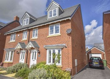 Thumbnail 4 bed semi-detached house for sale in Railway Walk, Cam