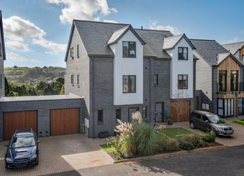 Thumbnail 4 bed semi-detached house for sale in Tresahar Gardens, Falmouth