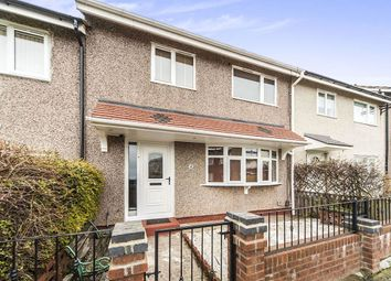 Thumbnail 3 bedroom terraced house for sale in Bamburgh Drive, Ormesby, Middlesbrough