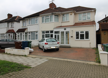 Thumbnail 5 bed semi-detached house to rent in Welbeck Road, South Harrow, Harrow