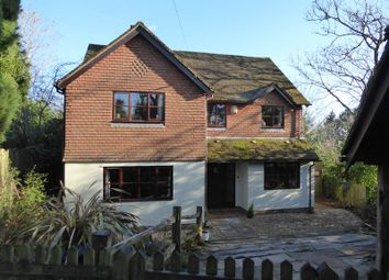 Thumbnail 4 bed detached house for sale in Fern Cottages, Green Lane, Crowborough