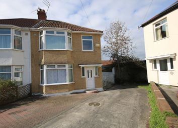 3 bed semi-detached house for sale in Greenfield Road, Southmead, Bristol BS10