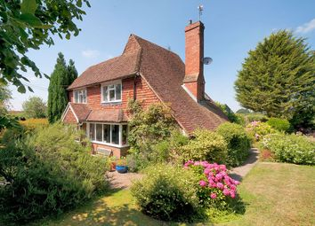 Thumbnail 4 bed farmhouse for sale in Horseshoes Lane, Langley, Maidstone