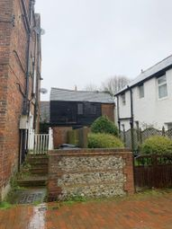 Thumbnail Barn conversion for sale in The Wash House, Rear Of 2 Church Street, Bexhill-On-Sea, East Sussex