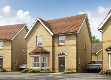 "Thumbnail 3 bedroom detached house for sale in ""Colchester"" at Pedersen Way, Northstowe, Cambridge"