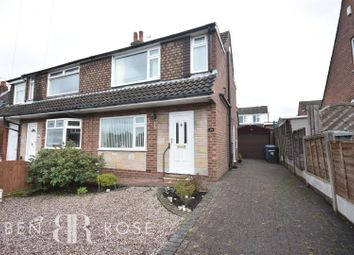 Thumbnail 3 bed semi-detached house for sale in Howe Grove, Chorley