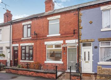 Thumbnail 2 bed terraced house for sale in Queens Road, Askern