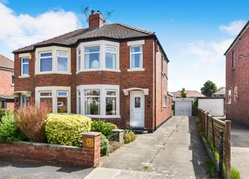 Thumbnail 2 bed semi-detached house for sale in Albion Avenue, Acomb, York