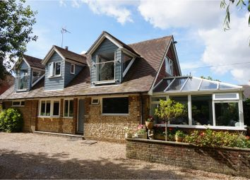Thumbnail 3 bed detached house for sale in The Gardens, West Ashling