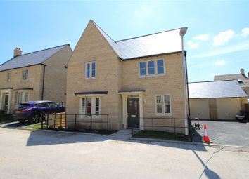 Thumbnail 4 bed detached house to rent in Clappen Close, Cirencester