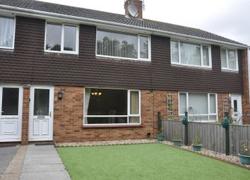 Thumbnail 3 bedroom terraced house to rent in Fowey Close, Exeter