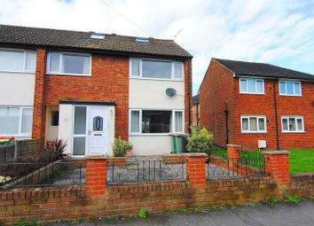 Thumbnail 4 bed terraced house to rent in Clevedon Road, Ingol, Preston