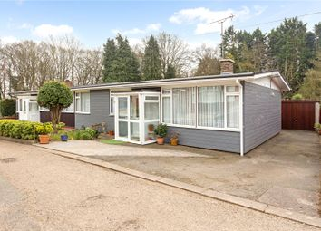 Thumbnail 3 bed semi-detached bungalow for sale in Finnamore Wood Camp, Frieth Road, Marlow, Buckinghamshire