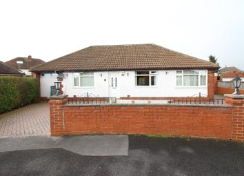 Thumbnail 4 bed detached bungalow for sale in Lyndhurst Crescent, Scholes, Leeds