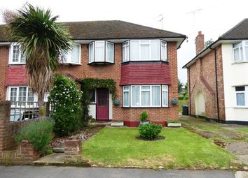 Thumbnail 3 bed end terrace house for sale in Sussex Gardens, Chessington