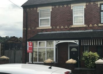 Thumbnail 3 bed end terrace house to rent in Leek New Road, Baddeley Green, Stoke-On-Trent