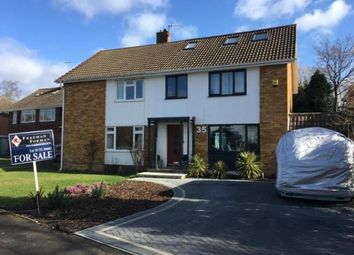 Thumbnail 4 bed semi-detached house for sale in Bramble Close, Hildenborough, Tonbridge, Kent